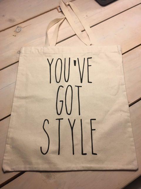 Shopper Klein You've got style