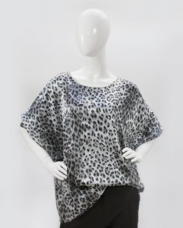 Tuniek – Leopard Grey